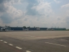 Hangáry, Letiště Praha